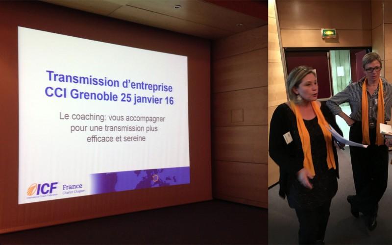 A la rencontre d'entrepreneurs – cédants et repreneurs